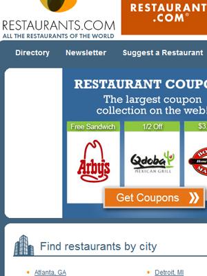 The Best Sites For Restaurant Deals Thestreet