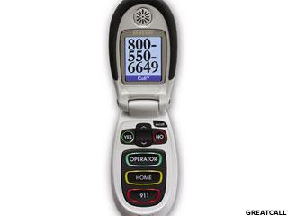 7 Cell Phones for Seniors