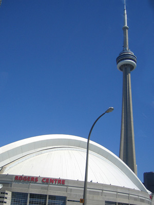 7th Most Expensive Ballpark: Rogers Centre, Toronto Blue Jays