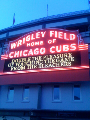5th Most Expensive Ballpark: Wrigley Field, Chicago Cubs