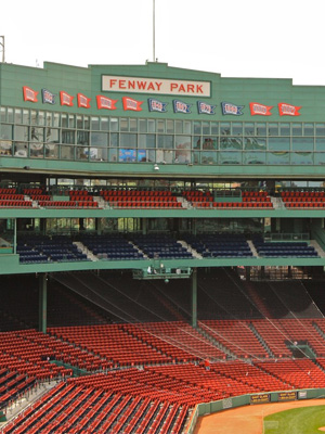 Most Expensive Ballpark: Fenway Park, Boston Red Sox