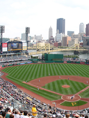 Least Expensive Ballpark: PNC Park, Pittsburgh Pirates