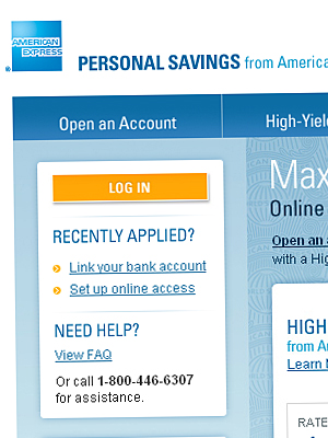 American Express Online Savings >> The Best Online Savings Accounts Thestreet