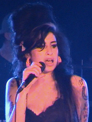 <b>Amy Winehouse</b>