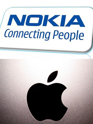 <b>Apple and Nokia?</b>