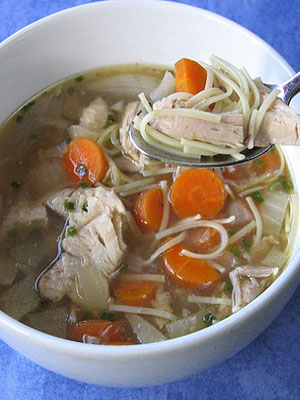 <b>Chicken Soup</b>