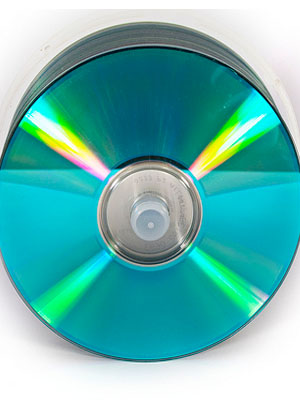 <b>Blank CDs From Iran</b>