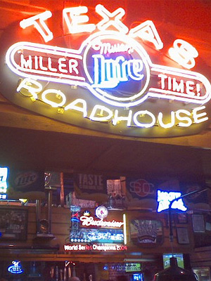 <b>2nd Best Restaurant Job: Texas Roadhouse</b>