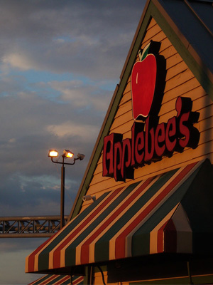 <b>10th Best Restaurant Job: Applebee's</b>