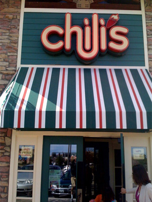 <b>9th Best Restaurant Job: Chili's</b>