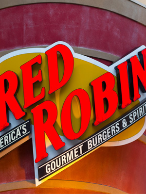 <b>8th Best Restaurant Job: Red Robbin</b>