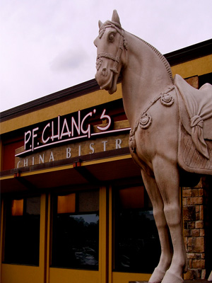 <b>7th Best Restaurant Job: P.F. Chang's</b>