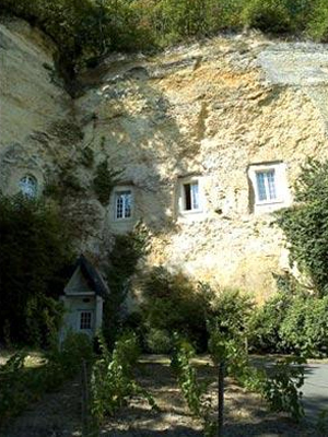 Underground Cave Home. Cave for a night  France Extreme Real Estate Live in TheStreet