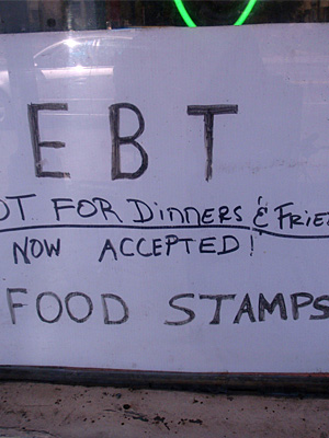 The Truth About Food Stamps Thestreet