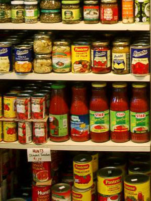 Low Acid Canned Foods Definition