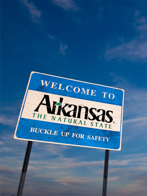 <b>4th Least Productive: Arkansas</b>