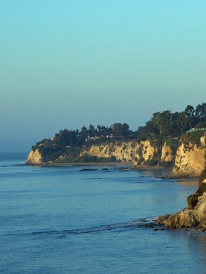 A Paradise in Paradise Cove