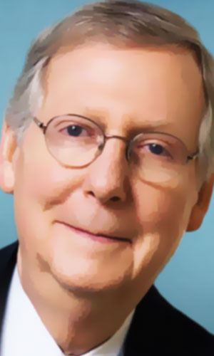 Sen. Mitch McConnell (R-Ky.)