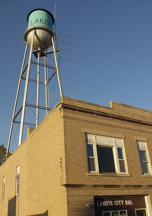 <b>7th Poorest County: Sioux County, N.D.</b>