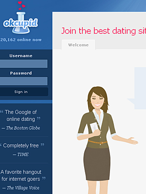 Dating sites like okcupid free