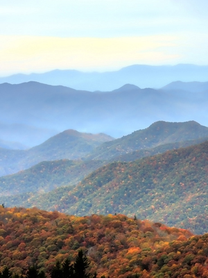 The Most Popular Park: Blue Ridge Parkway