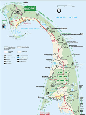 10th: Cape Cod Natural Seashore