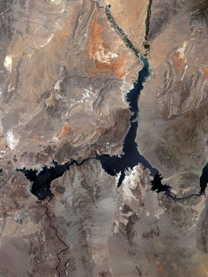 5th: Lake Mead National Recreation Area