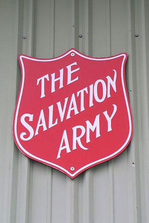 4. The guy who stole donated coats from the Salvation Army…