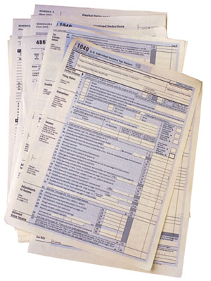 Old Tax Returns
