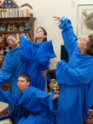 The Snuggie: A Success Story