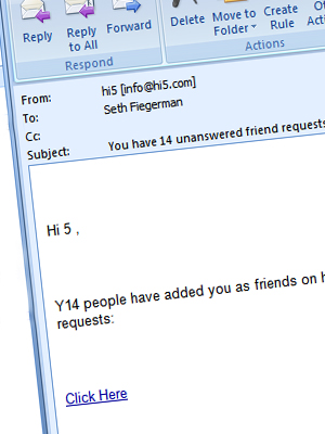 The Worst Spam E-mails Ever - TheStreet