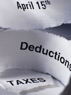 Tax Deductible Items