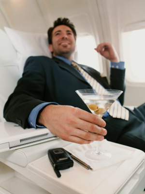 Take Advantage of Frequent Flier Perks