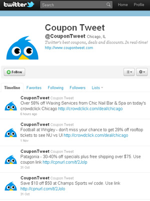 The Best Twitter Accounts for Deals - TheStreet