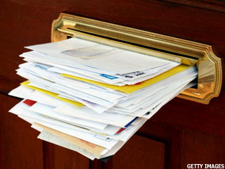 That Junk Mail We Hate? The USPS Literally Can't Get Enough