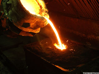 Commodities Benefit From Hopeful Economic Signs