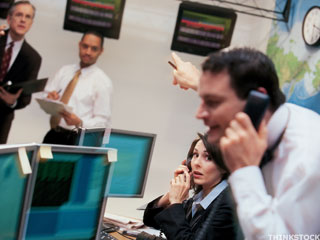 5 Stocks Raising The Services Sector Higher