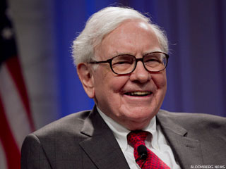 Buffett Sees History in Exxon-Mobil Play