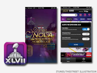 Top 5 Apps For Super Bowl XLVII