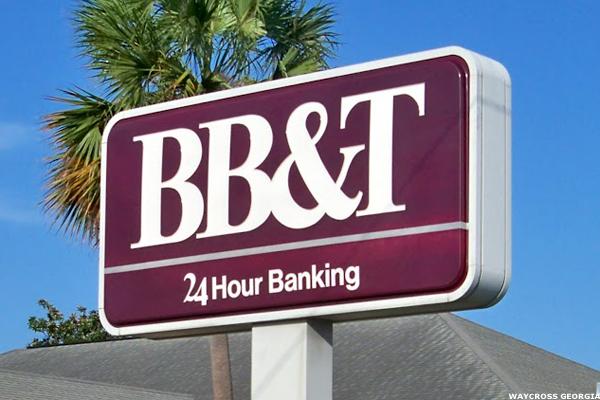 Bb&t stock options