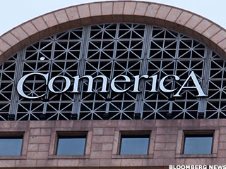 Comerica Shares Strong Following Earnings Beat