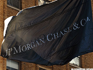 JPMorgan Posts Fourth-Quarter Profit of $5.3 Billion (Update 2)