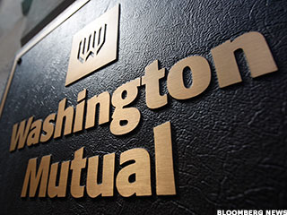 Hedge Funder Sees KKR's Next Deal in Washington Mutual's Shell