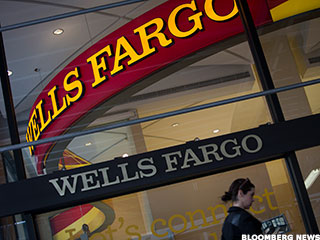 Wells Fargo Gets a Gift From Fed