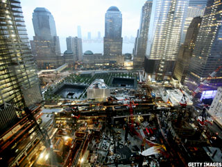 New York Slideshow: 9/11 and After