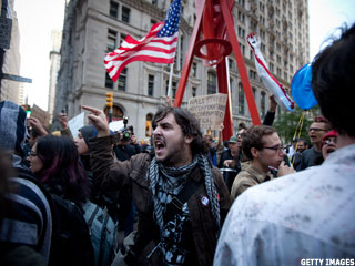 Occupy Wall Street: More Protesters to Come