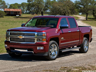 Take a Look at GM's New High-End Silverado Truck