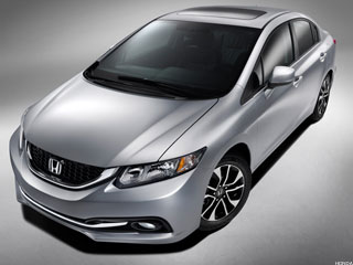 6 Best-Selling Cars for 2012