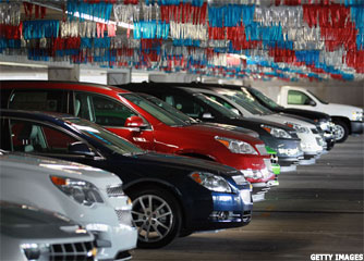 U.S. Auto Loan Market Upshifts at Year-End