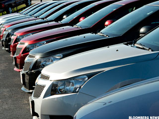 Average New Car Price Up $618, Dealer Incentives Down